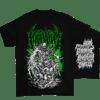 Kraanium - Northern Brutality (Green) Tee