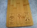 Image 1 of Tarot Card Cheeseboard