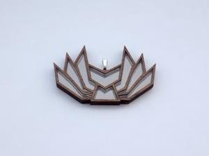 Shiny Fox Kitsune Necklace
