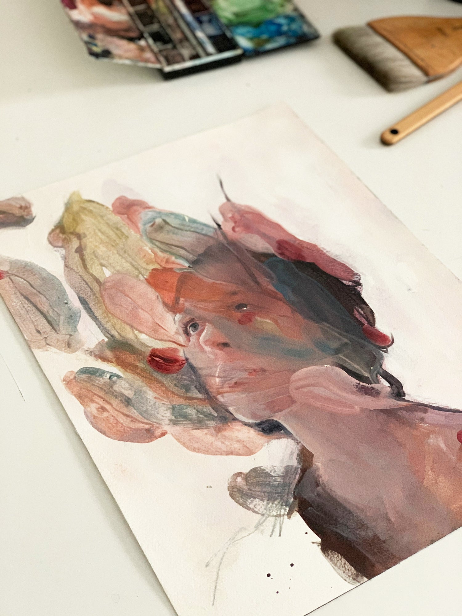 Agnes-Cecile new worlds