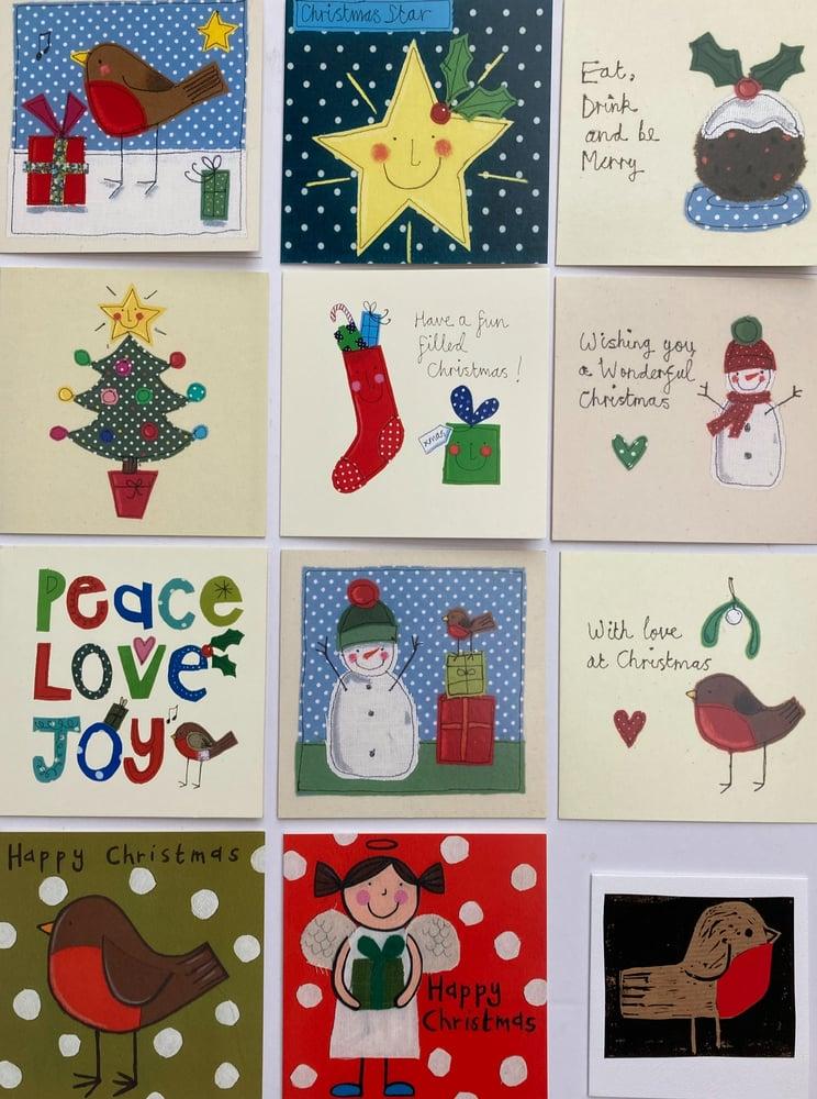 Image of Christmas mix!