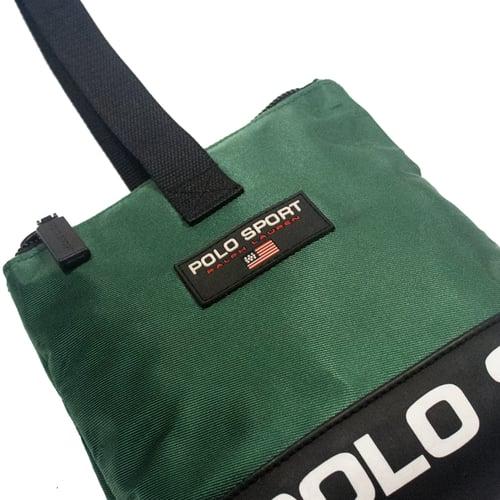 Image of Polo Sport Ralph Lauren Vintage Handbag Pochette
