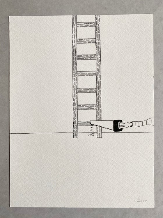 Image of Ladder To Success
