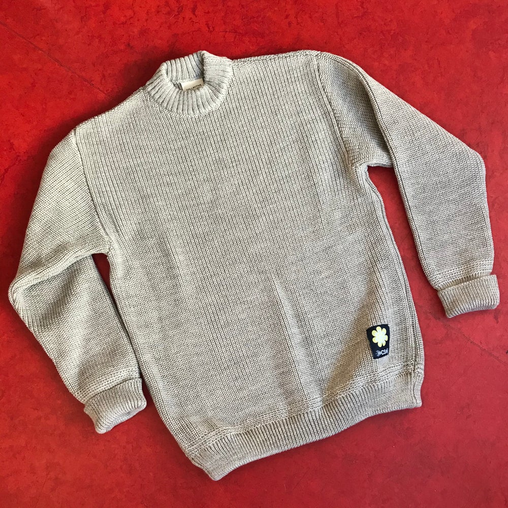 Image of COLLECTIVE SWALLOW SWEATER / ZWIEBACK