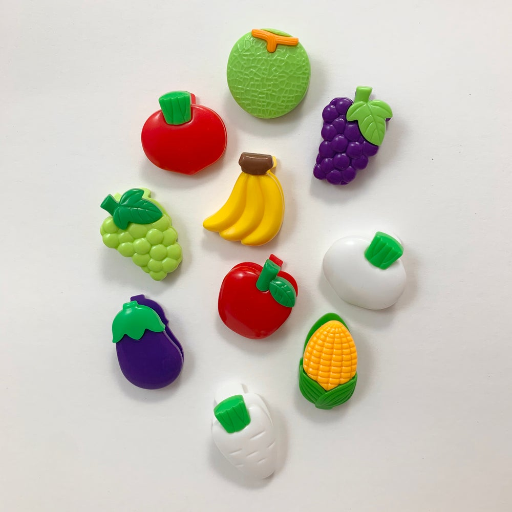 Image of Fruit and Veggie Clips