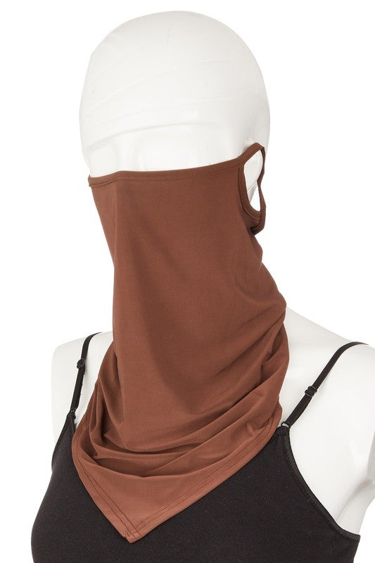 Image of Face and Neck Covering Mask