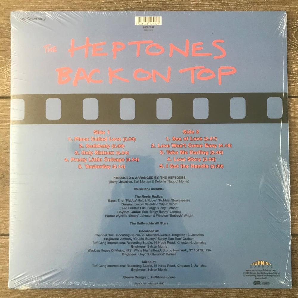 Image of Heptones - Back On Top Vinyl LP