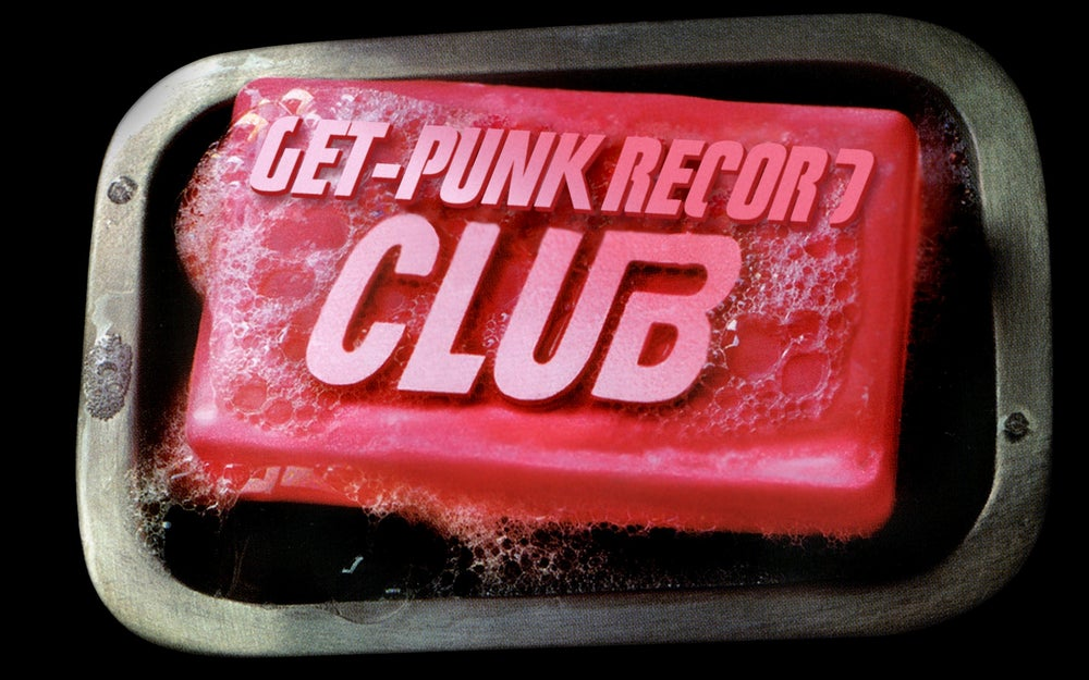 Image of Get-Punk Record Club (Open now for May additions)