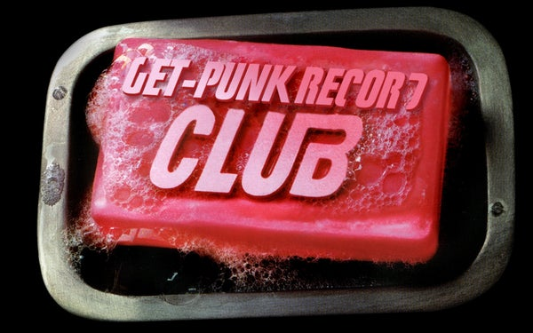 Image of Get-Punk Record Club (Open now for February additions)