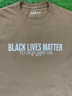 """Image of """"BLM-to God and us."""""""