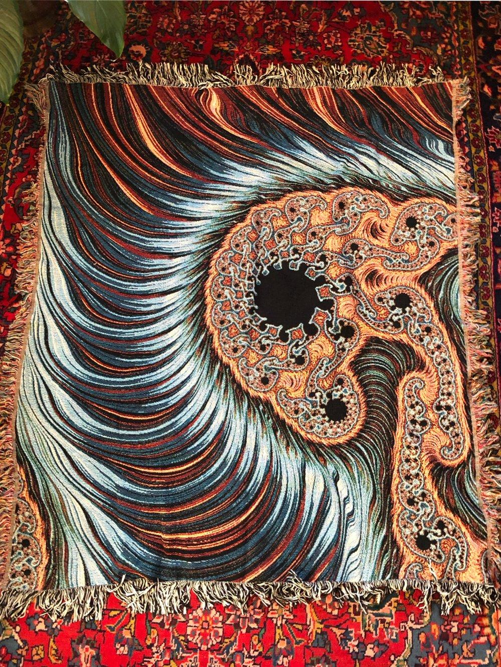 Woven Blanket #20