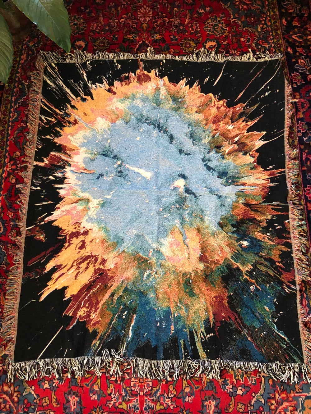 Woven Blanket #21