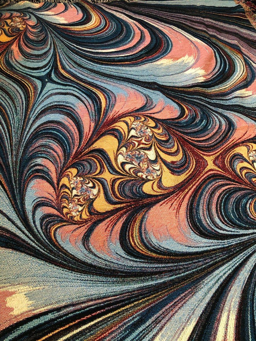 Woven Blanket #22