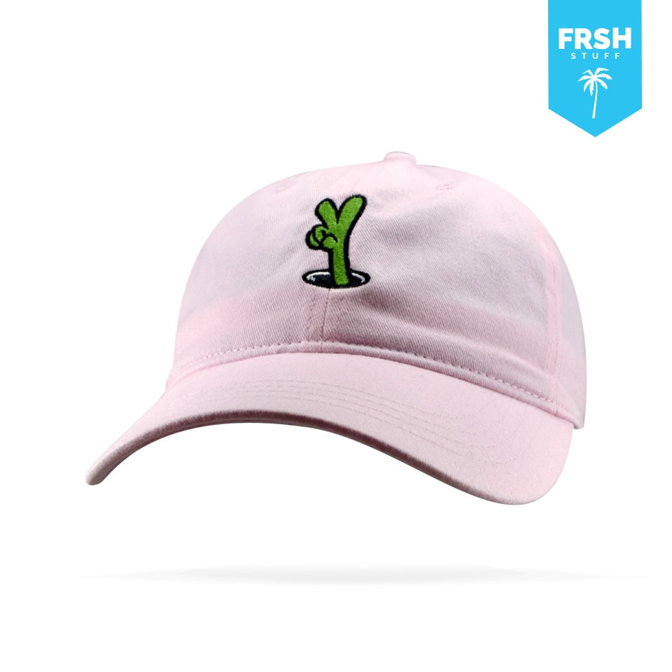 Image of PeaceOut! (Dad Hat)