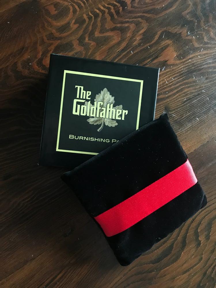 Image of The Goldfather Burnishing Pad