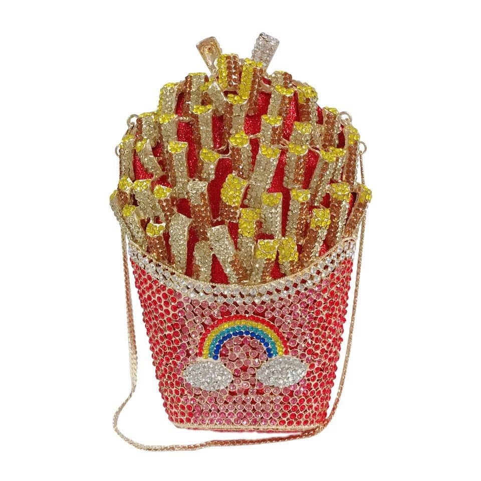 Image of I'll Take A Fry Bag {Org. $240}
