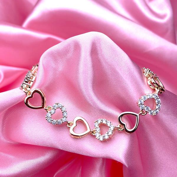 "Image of ""All Outta Love"" Bracelet"