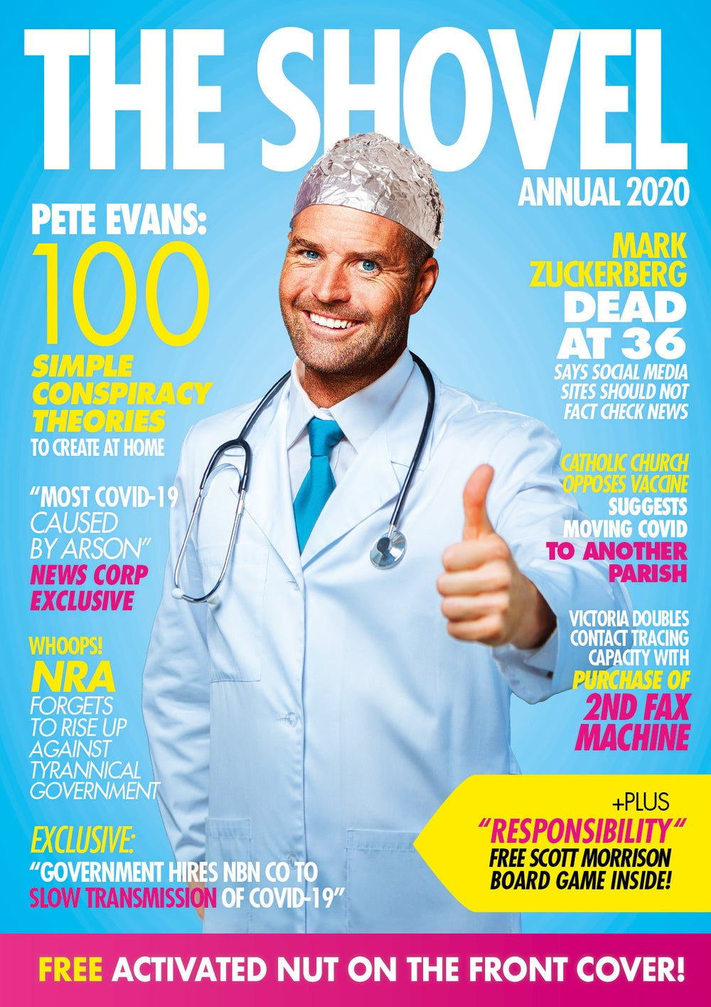 Image of The Shovel Annual 2020