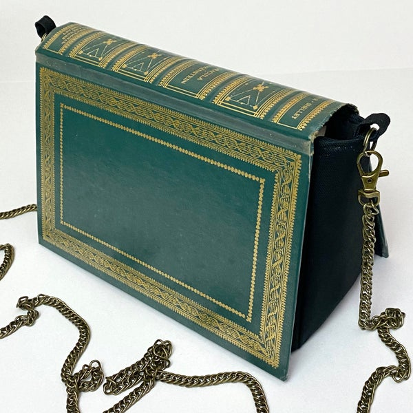 Image of Dracula / Frankenstein Book Purse