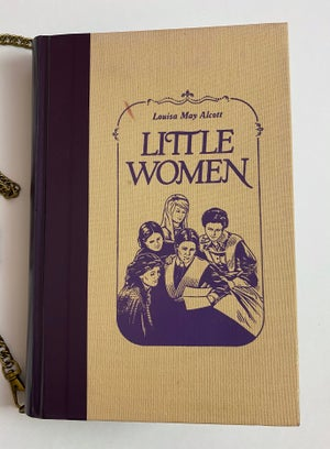 Image of Little Women Book Purse