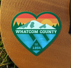 Image of Whatcom Sunrise Sticker