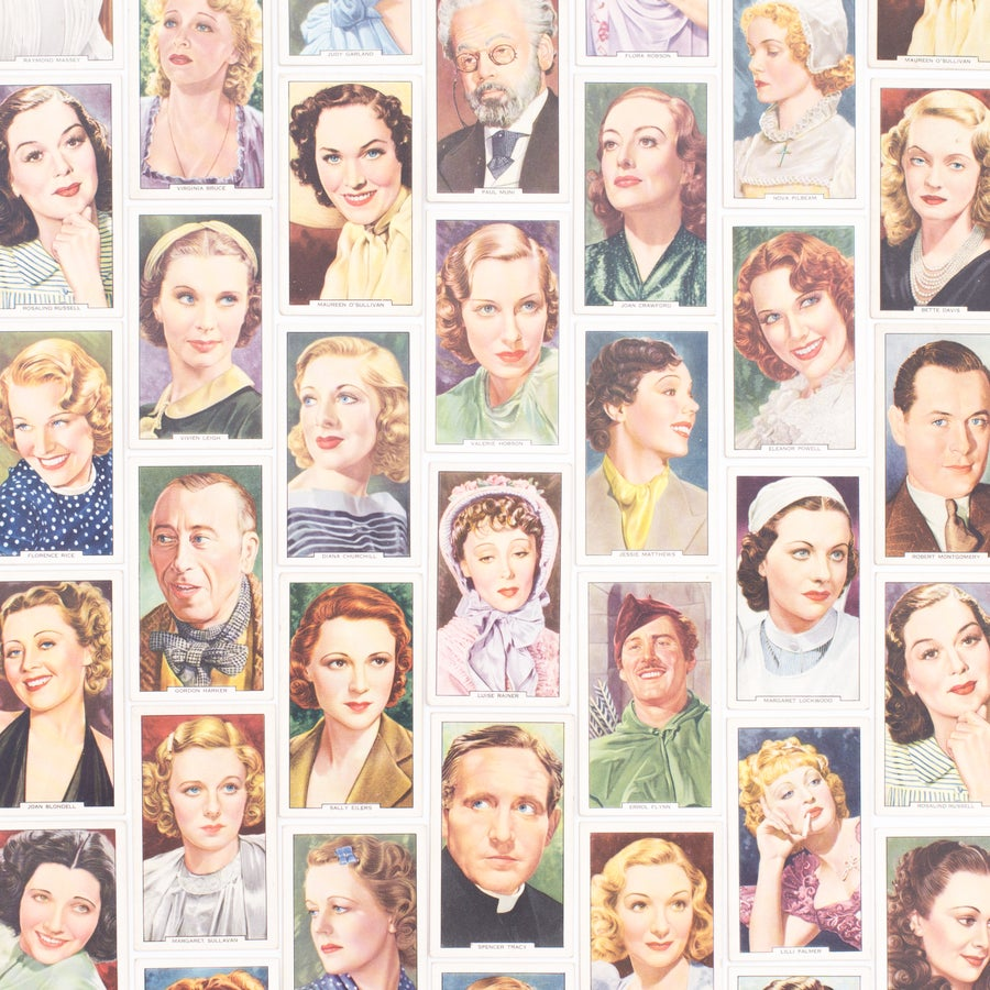 Image of My Favourite Part Cigarette Cards - Set of 8