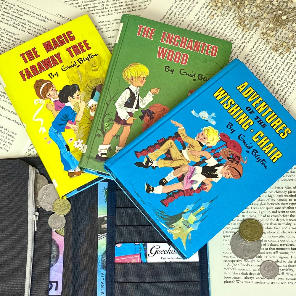 Image of Enid Blyton Book Wallets