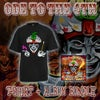 ODE TO THE FOURTH T-SHIRT + ALBUM BUNDLE