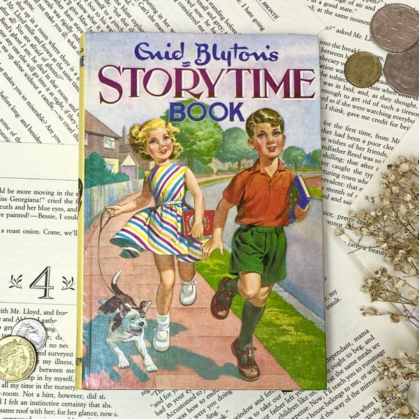 Image of Enid Blyton's Story Time Book Wallet