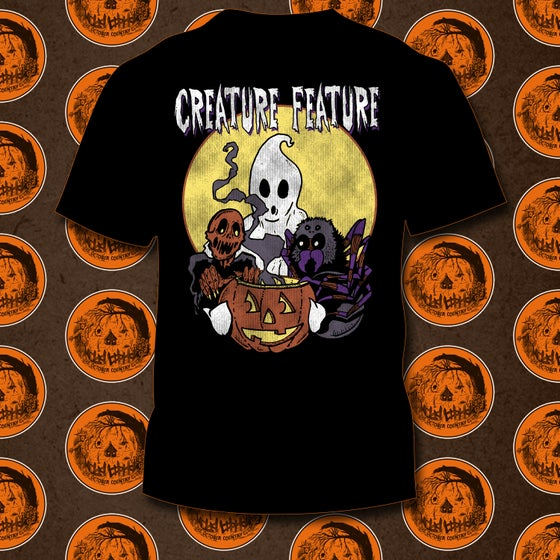 Image of Halloween 'Midnight Spree' T-shirt