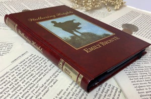 Image of Wuthering Heights Book Wallet, Emily Bronte