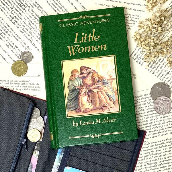 Image of Little Women Book Wallet