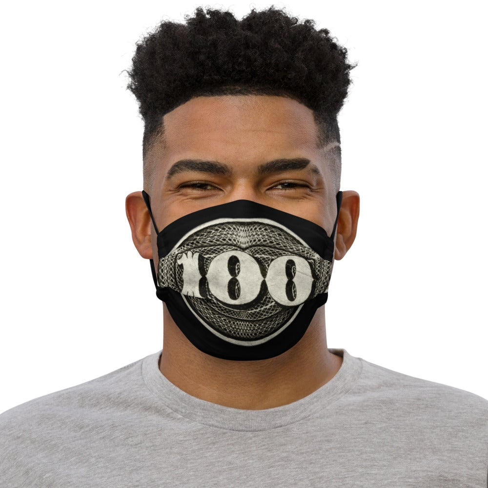 Image of Hundred Million 100 Mask
