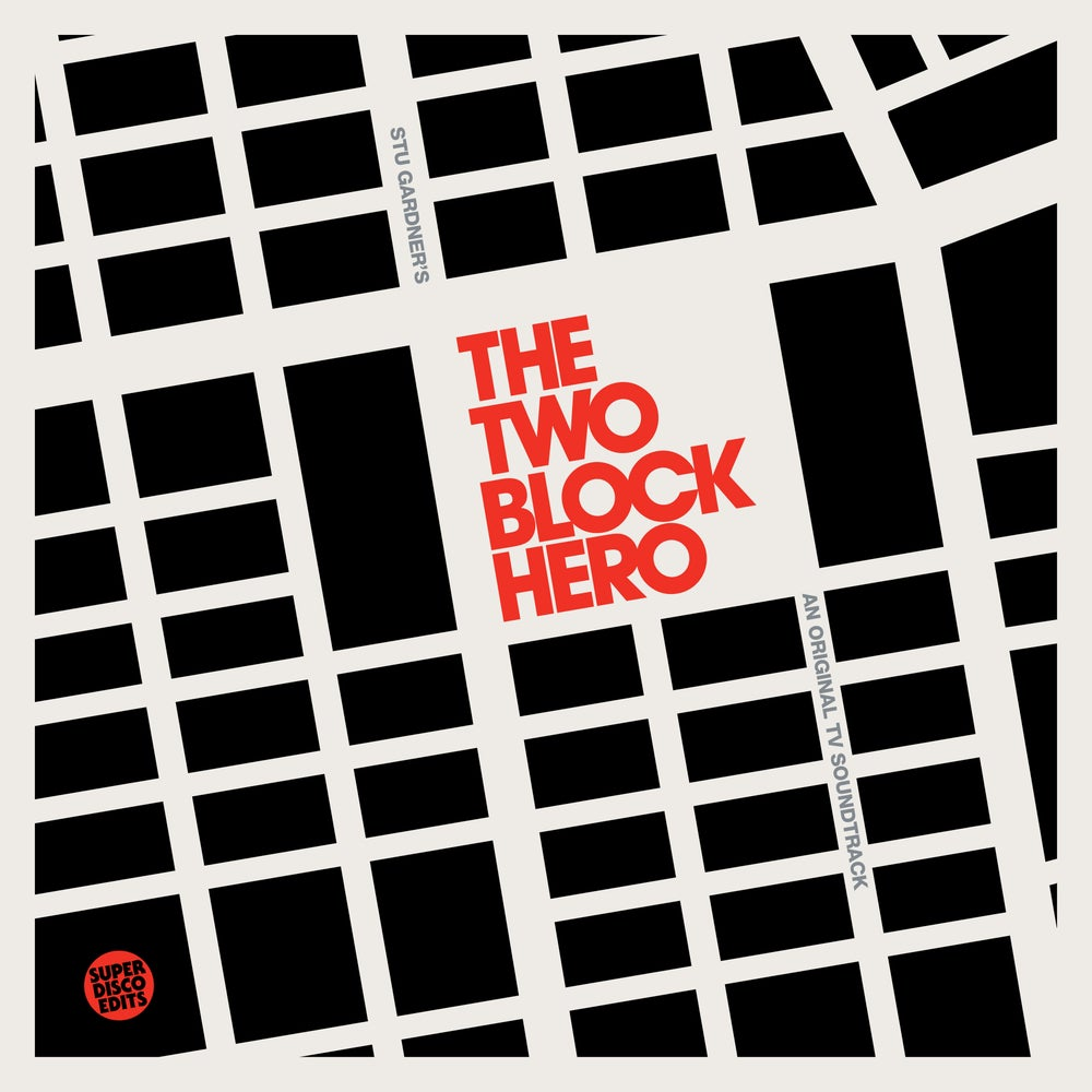 Unissued tv soundtrack The Two Block Hero Lp