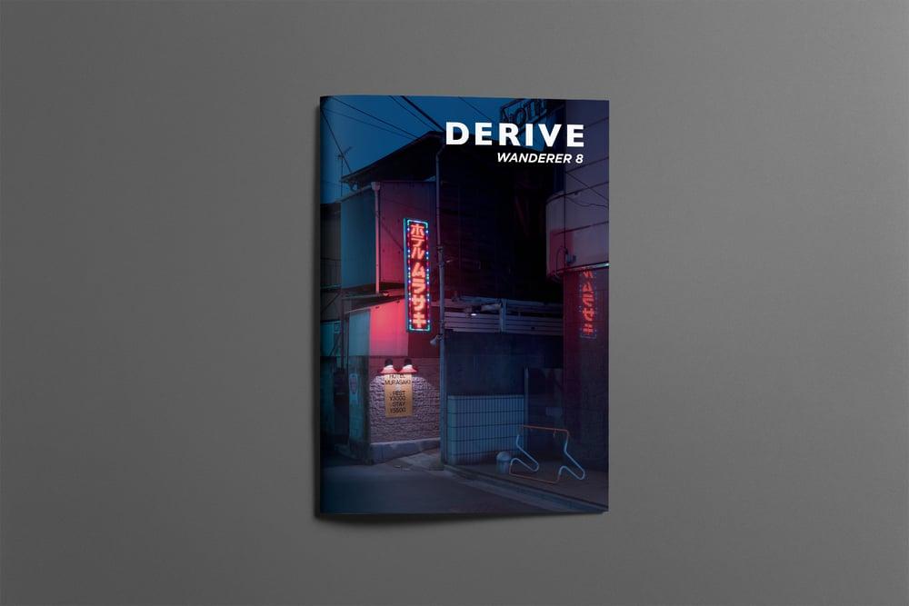 Image of DERIVE WANDERER ZINE #8