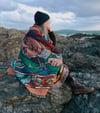 Brigid Of Faughart Throw Blanket - PRE-ORDER