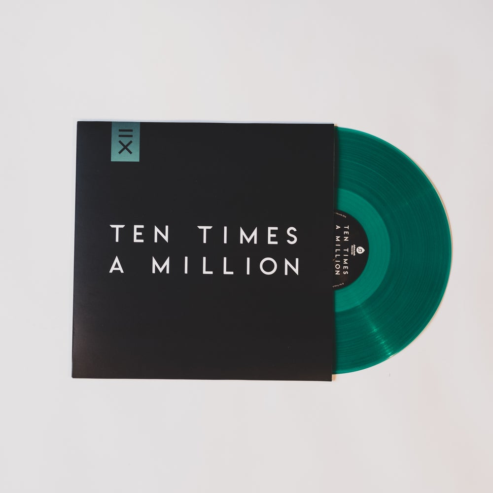 Image of TTAM EP - VINYL (GREEN: LIMITED EDITION)