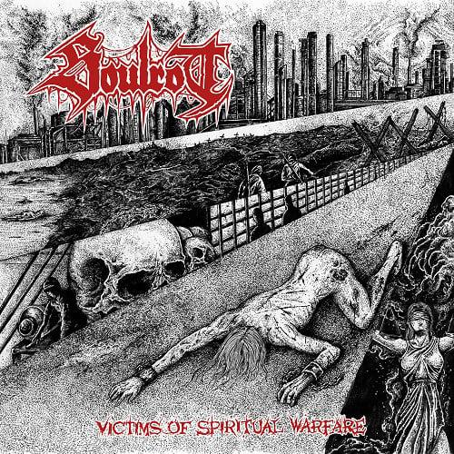 Image of Soulrot - Victims Of Spiritual Warfare CD