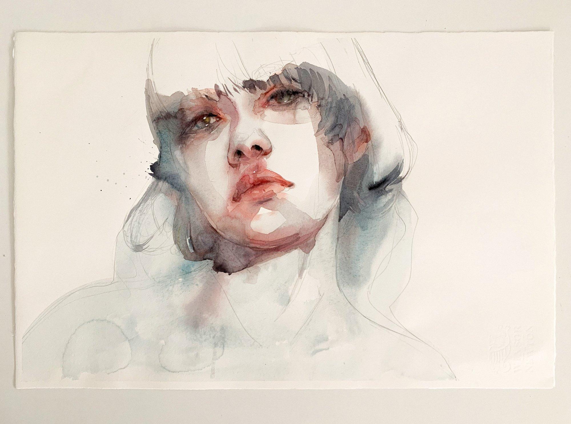 Agnes-Cecile marmo