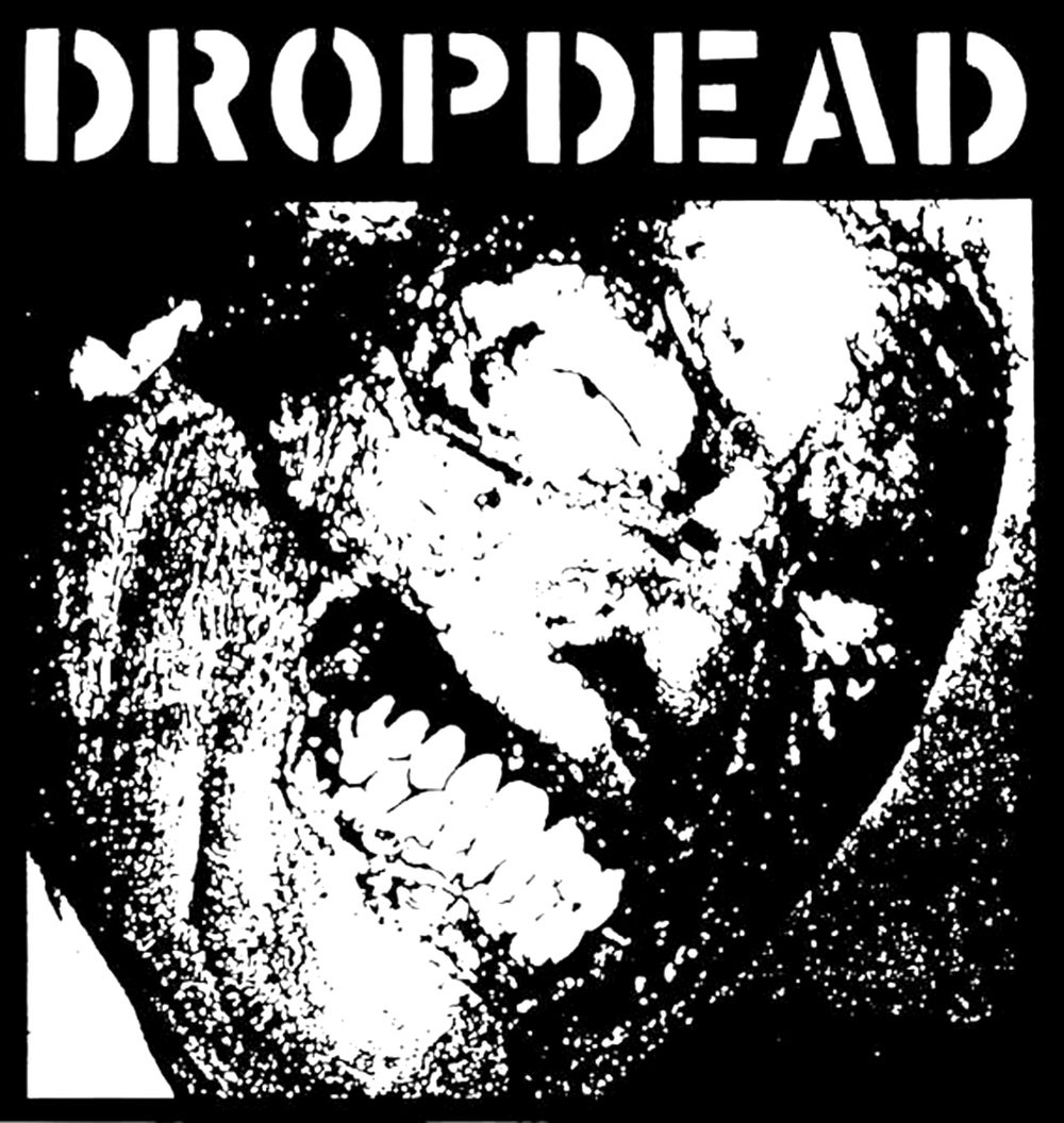 "DROPDEAD ""Burnt Face"" Patch"