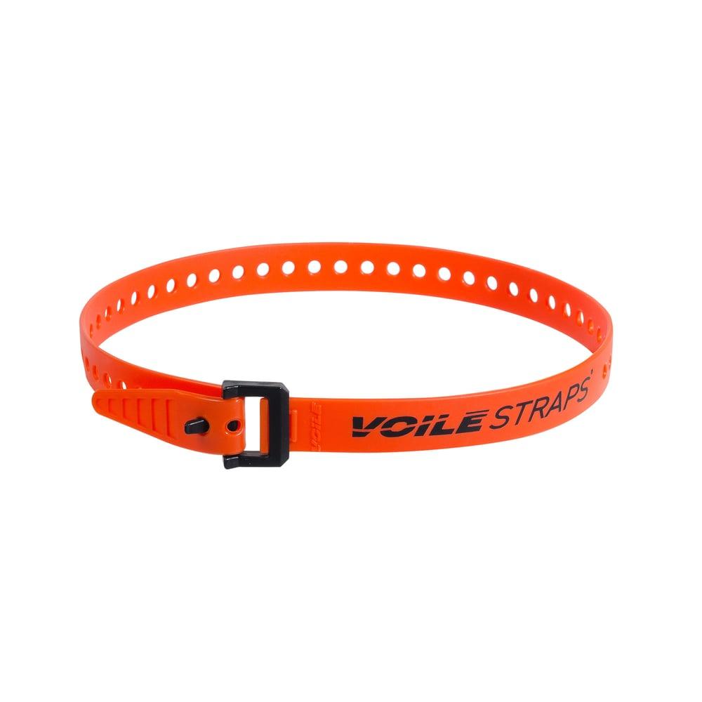 "Image of Voile Straps® - 25"" Nylon Buckle - Orange"