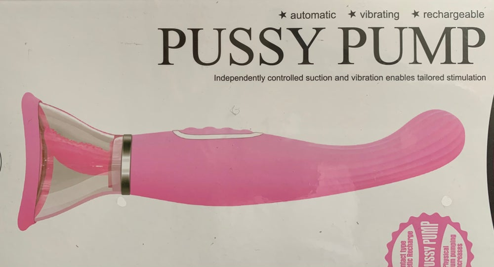 Image of Pussy Pump