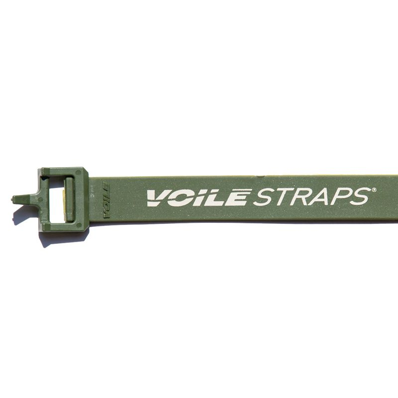 "Image of Voile Straps® - 25"" Nylon Buckle - Olive"