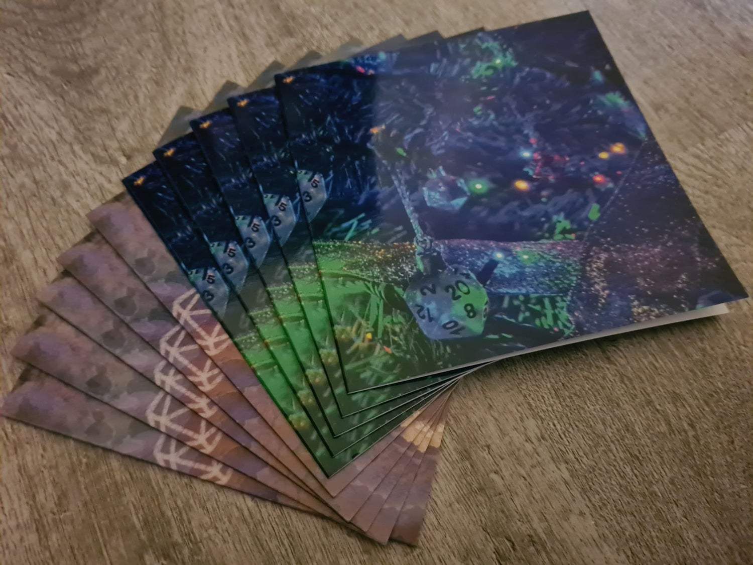 Image of Christmas Card 10 pack