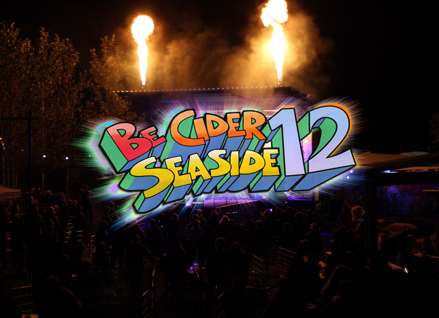 Image of BeCider Seaside 12 - 30th July - 2nd August 2021