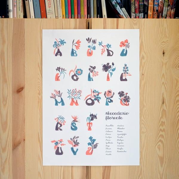 Image of Alfabeto fiorito
