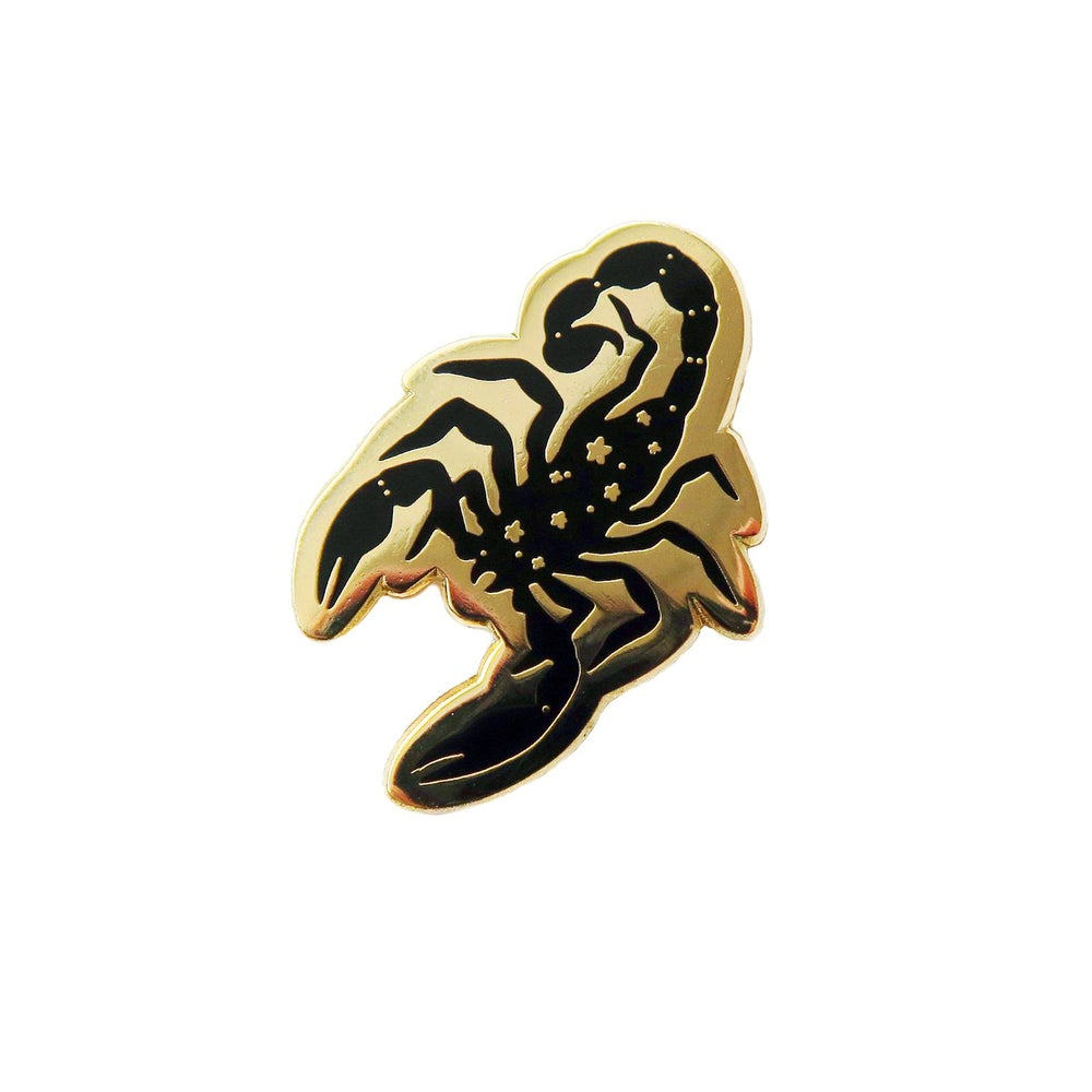 Image of Scorpion pin