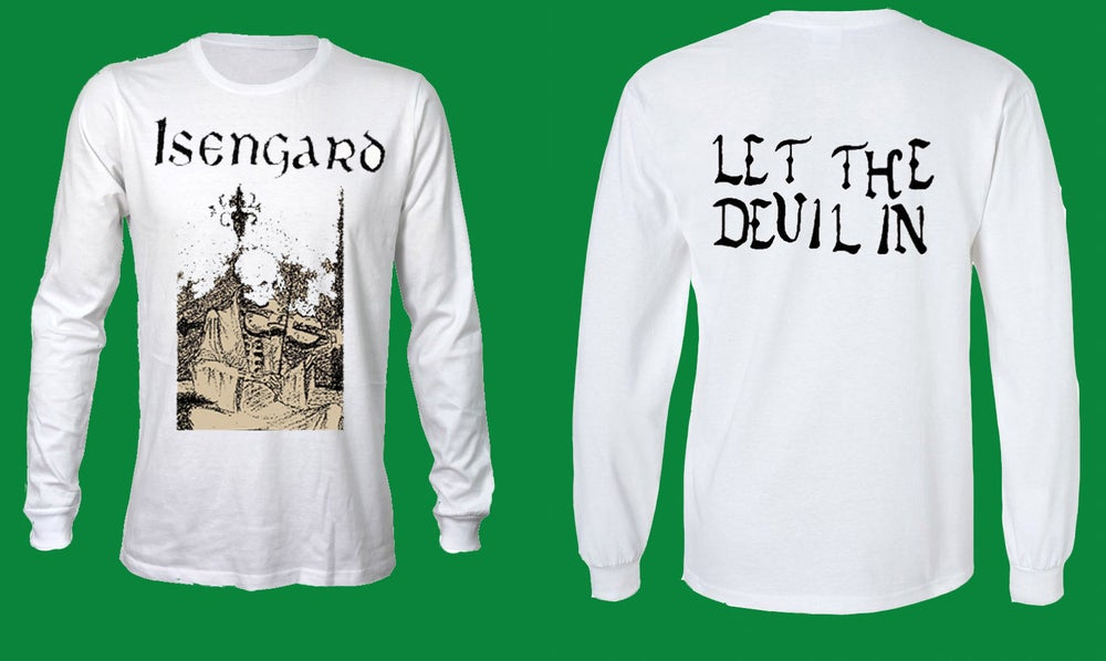 Image of ISENGARD-Official Longsleeve In stock