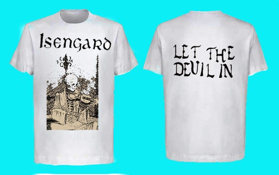 Image of ISENGARD-Official t-shirt In stock