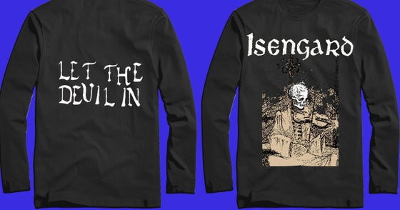 Image of ISENGARD-Official Longsleeve! In stock